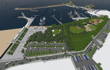 Şile Liman projesi