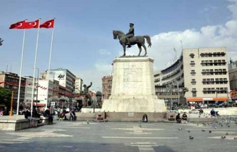 Ankara Ulus projesinde