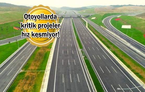 Asya ve Avrupa kıtası birleşiyor! Kuzey Marmara Otoyolu tamamlanıyor!