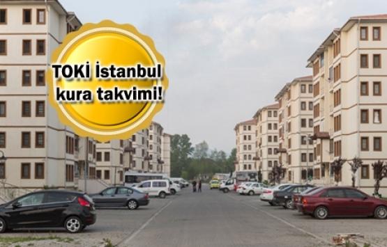 TOKİ İstanbul 2019 kurası 26 Haziran'da başlıyor!