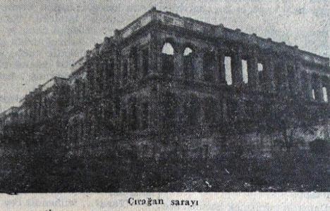 1948 yılında Çırağan