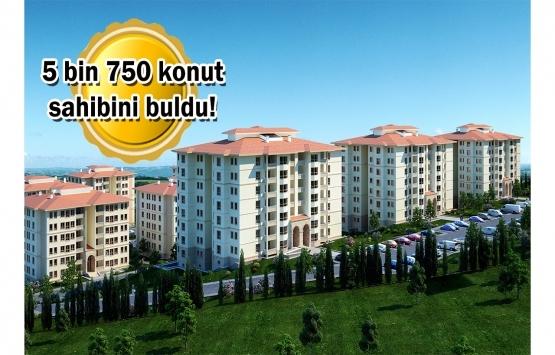 İstanbul Tuzla 100 bin konut 2020 kuraları çekildi!