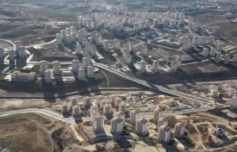 TOKİ Kayaşehir 18. Bölge satış duyurusu