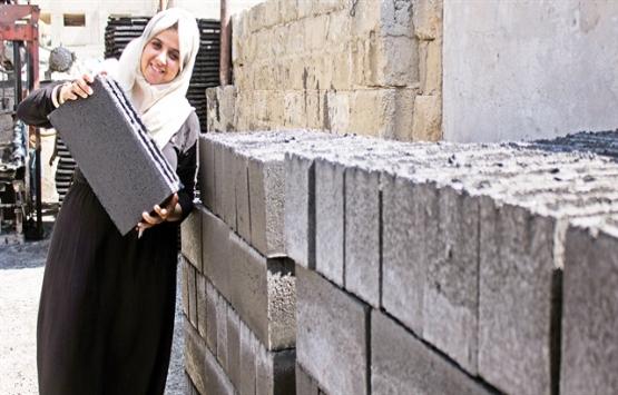 Filistinli inşaat mühendisi Majd Mashhawari'den inşaat sorununa çözüm!