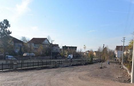Sakarya Hendek'e yeni araç köprüsü!