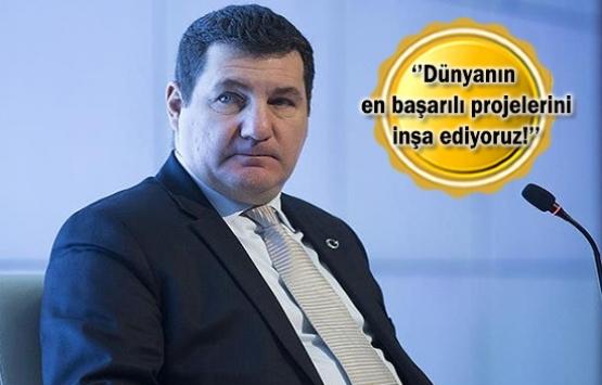 Türkiye inşaat sektöründe dünyada öncü!