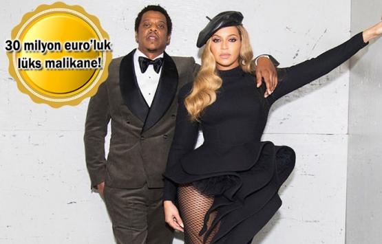 Jay-Z eşi Beyonce'ye İtalya'dan ev aldı!