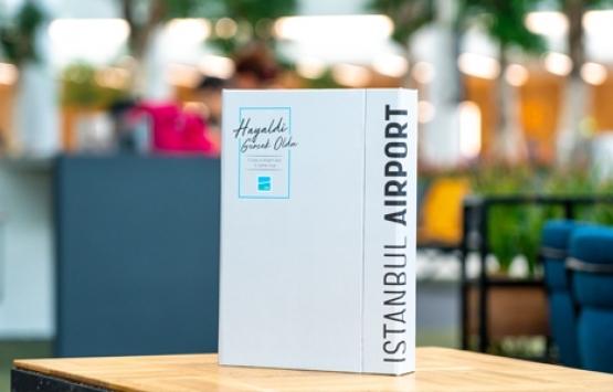 İstanbul Havalimanı 42 aylık serüvenini kitaba taşıdı!