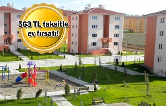 TOKİ'den İzmir'de ucuz konut fırsatı!