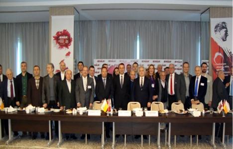 Antalya'daki projeler G20