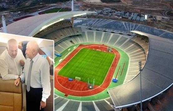 Olimpiyat Stadı, Wembley gibi olacak!