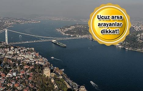 İstanbul'da satılık 9 arsa!
