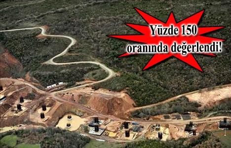 Gebze-Orhangazi-İzmir Otoyolu arsa