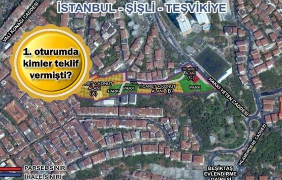 Marmara Üniversitesi Nişantaşı arazisi yarın sahibini bulacak!