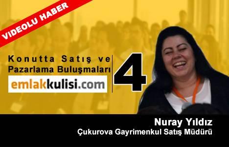 Nuray Yıldız: Bölge konutta marka olmak için çok önemli!