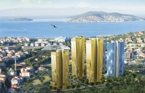 Vazo Kule Residence'da 366 bin liraya daire!