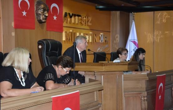 Çatalca Belediye Meclisi Eylül ayı toplantısı yapıldı!