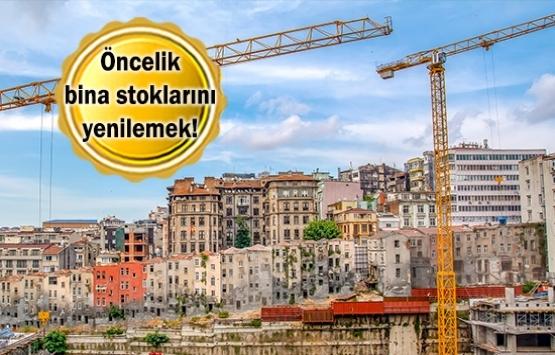 Riskli binalara kentsel dönüşüm çözümü!