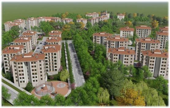 TOKİ'den Amasya'ya 74