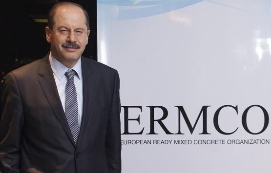 Yavuz Işık, Avrupa Hazır Beton Birliği Yönetim Kurulu Başkanı oldu!