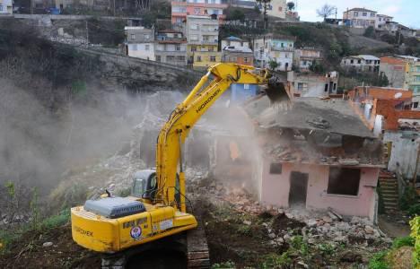 Bağcılar'da kentsel dönüşüm kapsamında 9 binanın yıkımı bugün yapılacak!