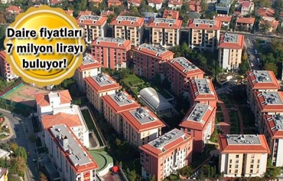 Beşiktaş'taki lüks sitede hırsızlık şoku!