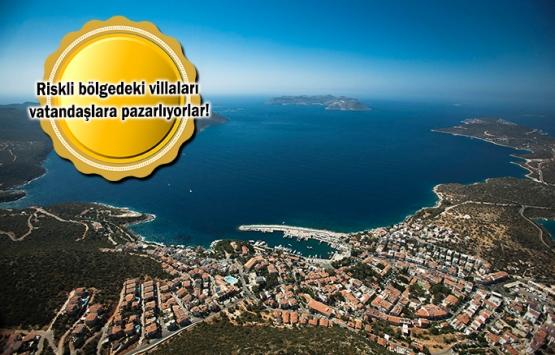 Turizm beldelerinde imar barışı fırsatçılığı!