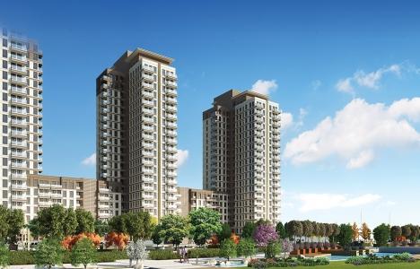 Referans Bahçeşehir proje