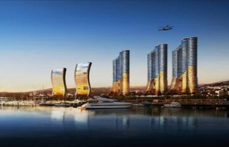 Dap Yapı İstmarina 'dünya'nın en iyi projesi' seçildi!