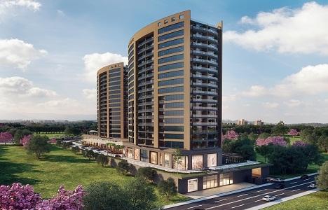 Aziz Yapı Ataköy Towers projesinin ilk görselleri! 5 karede!