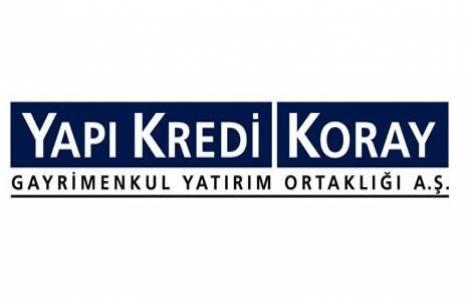 Yapı Kredi Koray GYO Arif Ünal Mercimek davası sürüyor!