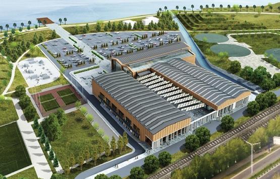 Kocaeli Kongre Merkezi'nin inşaatı tam gaz!