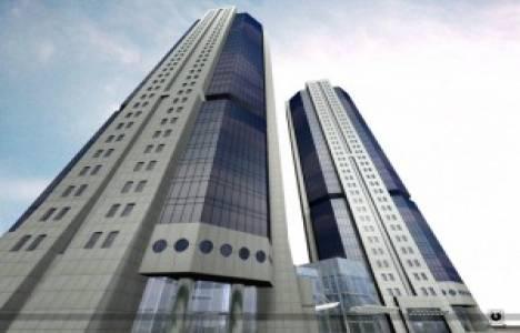 Tekstilkent Koza Plaza'daki 4 büro icradan 6 milyon TL'den satılıyor!