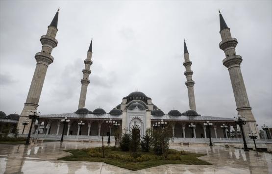 Kuzey Ankara Merkez Camisi ve Külliyesi yarın açılıyor!