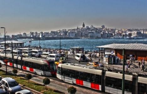 Taksim Tünel, dünyanın