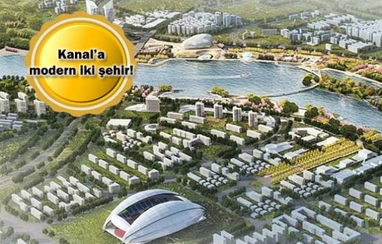 Kanal İstanbul'daki yapılar 4 katı geçmeyecek!