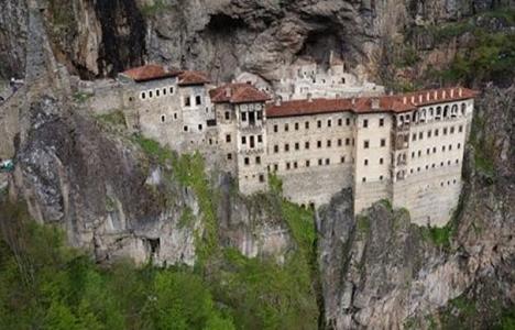 İsmail Ufuk Dereli: Sümela Manastırı bir an önce açılmalı!