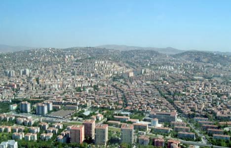 Ankara 'da kat