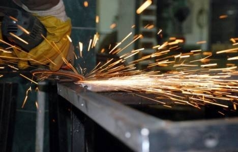 Sanayi üretimi yüzde 2,2 arttı!