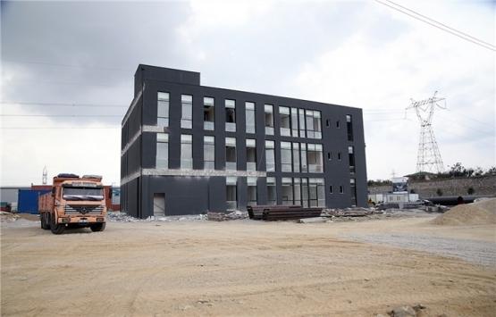 Sakarya'nın yeni laboratuvar binasının inşaatı tamamlanıyor!