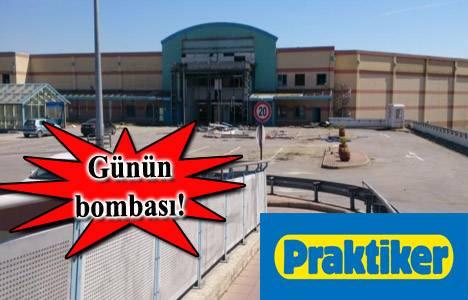 Kartal Praktiker yıkılıp yerine 343 konut, ofis ve metro market yapılacak!