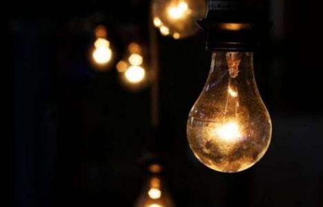 Antalya'da elektrik kesintisi 2 Ağustos 2015!