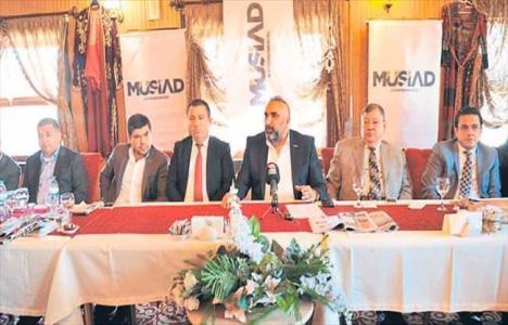 MÜSİAD Kahramanmaraş şubesi