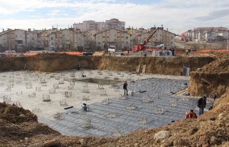 KUZKA'nın Kastamonu'daki yeni binasının inşaatı başladı!