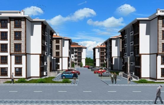 Nevşehir TOKİ projesi