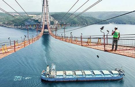 İstanbul'un mega projeleriyle