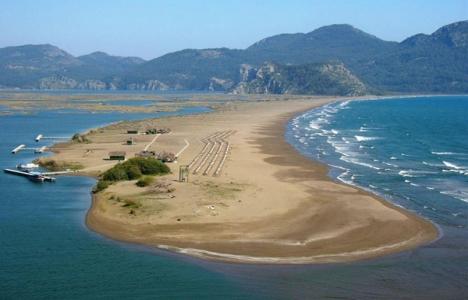 İztuzu Plajı'nı MSKÜ