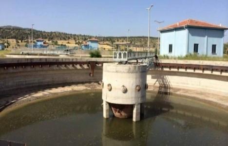Beyşehir'de atıksu arıtma