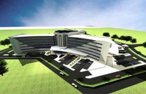 Mamak'ın ilk Devlet Hastanesi hayata geçiyor!