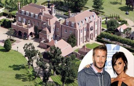 İşte David Beckham'ın
